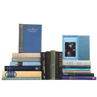 Vintage Astronomy Books, S/20 For Sale
