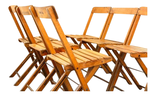 U002760s Paris Bistro Chairs For Sale
