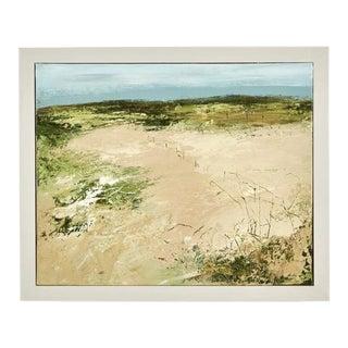 Robert Eadie Corn Field Painting For Sale
