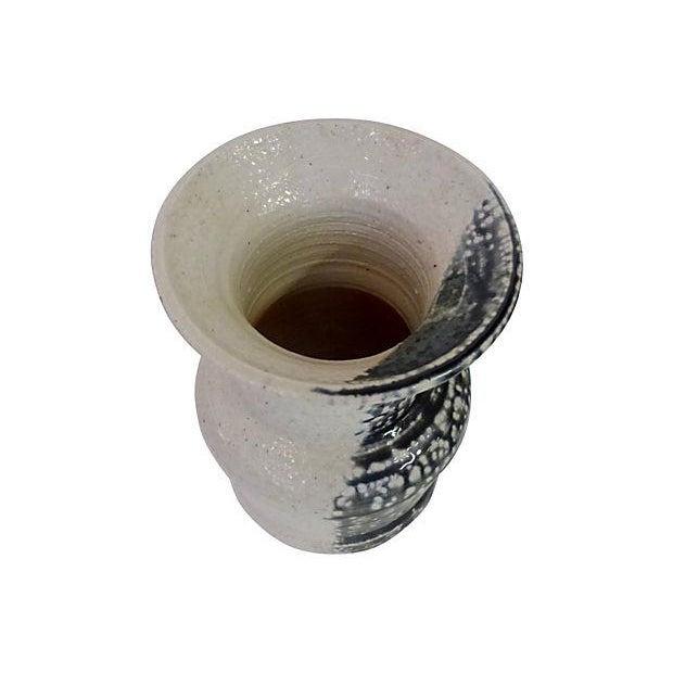 Handmade Pottery Vase, Signed - Image 4 of 5