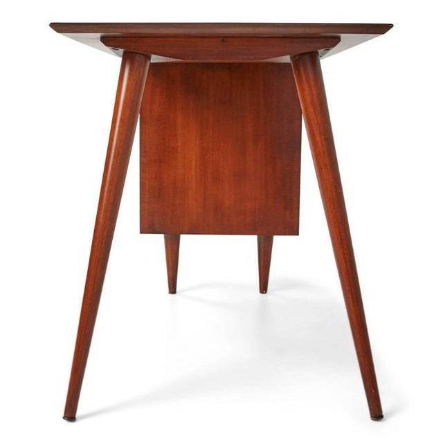 "Paul McCobb's ""Planner Group"" collection, manufactured by Winchedon Furniture Company, was among the best selling..."