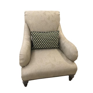 Early 21st Century Schumacher Albert Chair- Sample For Sale