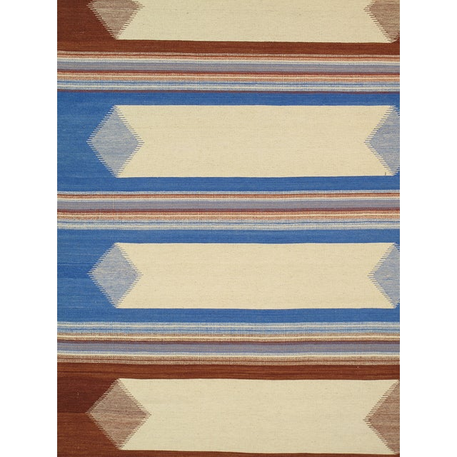 Pasargad's Modern Kilim Collection - 5′ × 8′ - Image 2 of 2