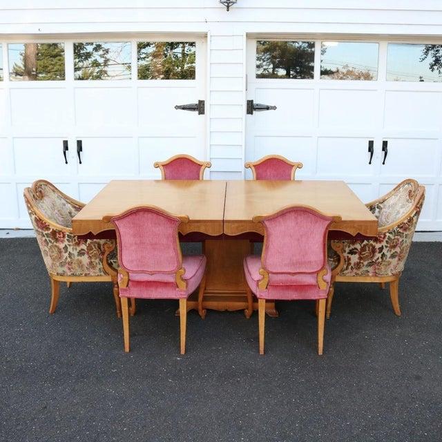 Grosfeld House Art Deco Dining Set - Image 3 of 11