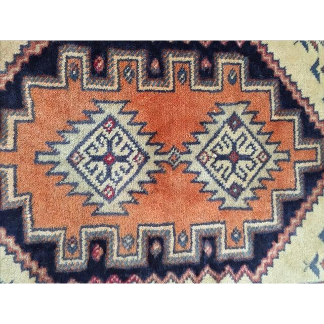 "Turkaman Persian Rug - 2'1"" X 2'11"" - Image 5 of 9"