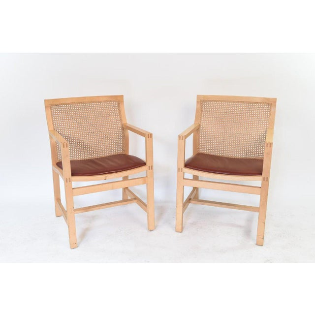 Rud Thygesen and Johnny Sarensen for Botium Chairs - a Pair For Sale - Image 13 of 13
