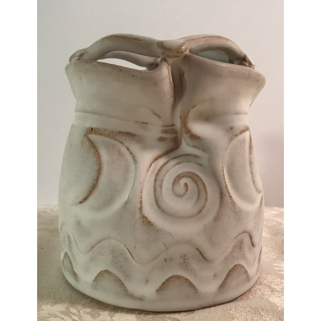 Studio Pottery Indian Planter - Image 2 of 8