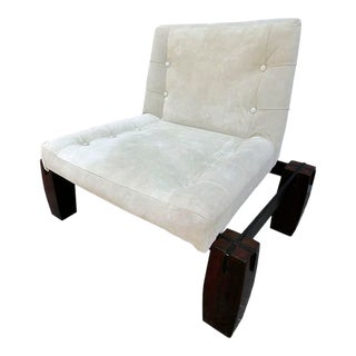 Zalszupin Brazilian Lounge Chair For Sale