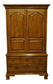 Image of Thomasville Armoires Wardrobes and Linen Presses