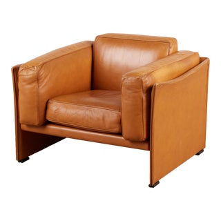 """Mario Bellini """"Duc"""" Lounge Chair for Cassina For Sale"""