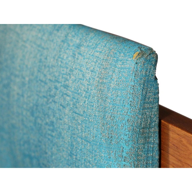 Mid Century Teak Queen Size Headboard by G Plan For Sale - Image 9 of 11