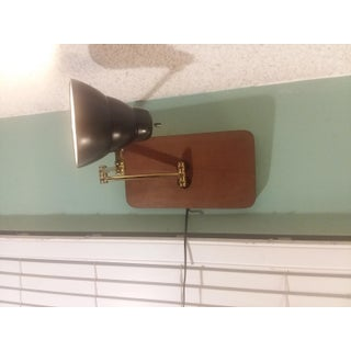 Mid Century Style Wall Mount Adjustable Lamp Preview