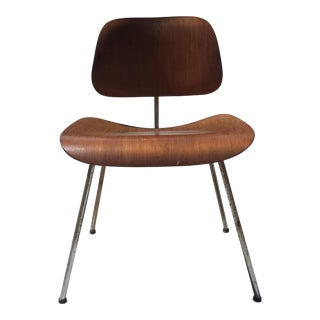 Eames Mid-Century Modern Wood Side Chair