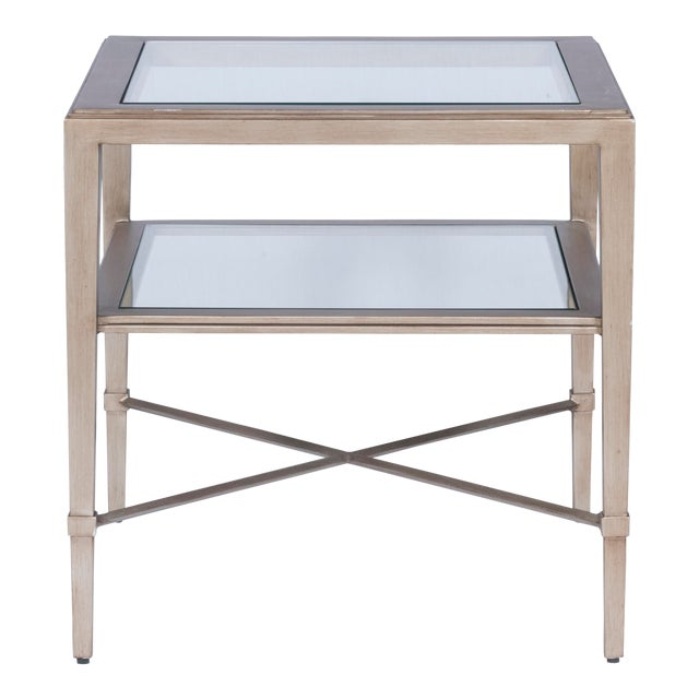 Vanguard Furniture Sallinger Side Table For Sale