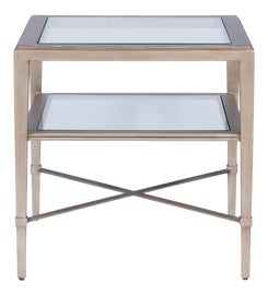 Image of Brass Side Tables