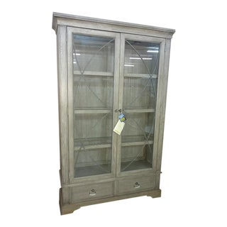 Bernhardt Marquesa China Display Cabinet For Sale