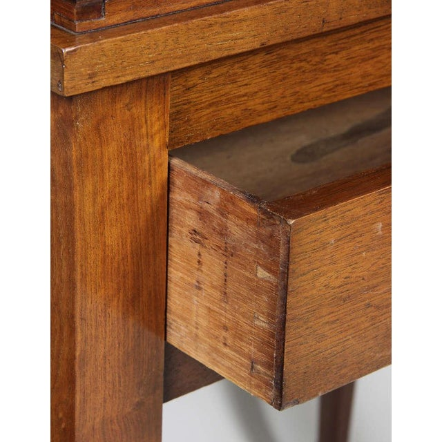 1920s Aspreys London Mahogany Drinks Table For Sale - Image 5 of 10