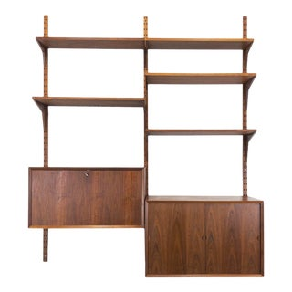 Danish 'System Cado' Wall Unit by Poul Cadovious For Sale