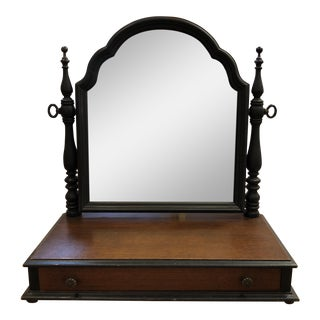 Antique Table Top Vanity For Sale