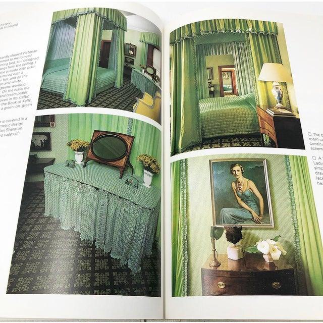 David Hicks Living With Design Hardback Design Book For Sale In Atlanta - Image 6 of 12