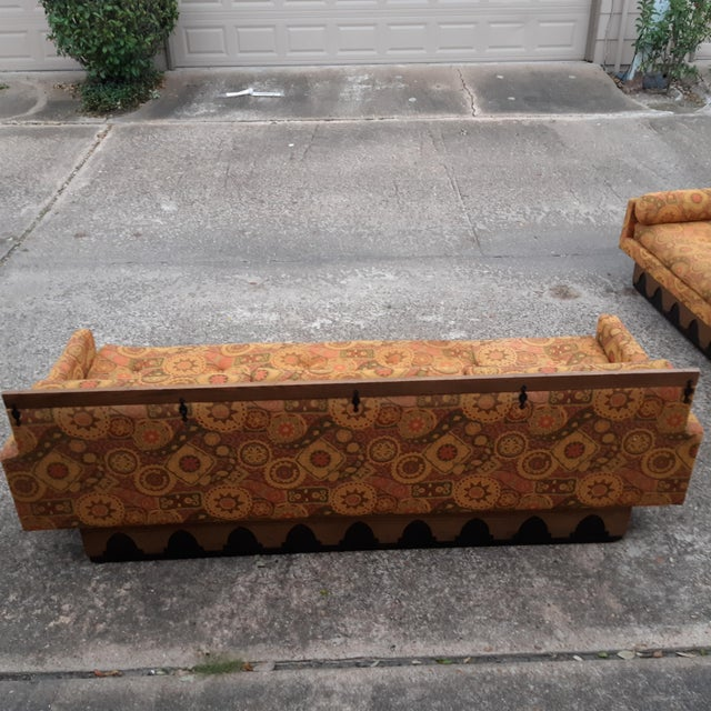 Vintage Adrian Pearsall and Craft & Associates Sectional For Sale In Houston - Image 6 of 13