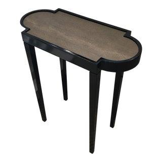 Oomph Black Tini Table