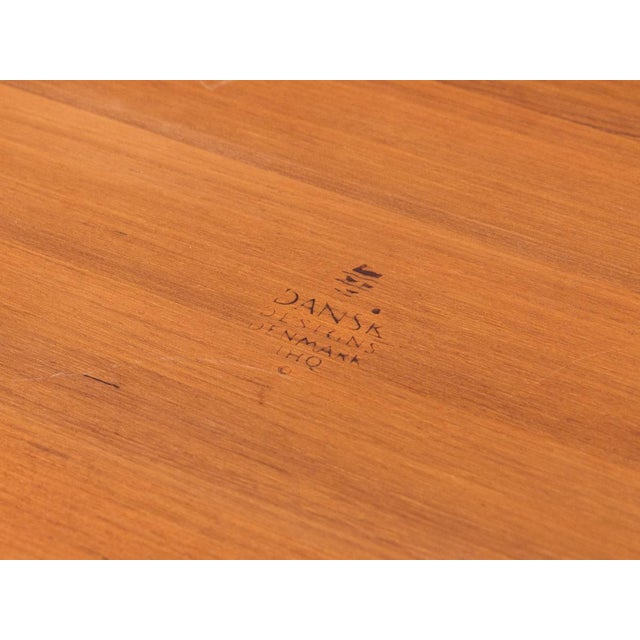 Wood Dansk Serving Tray and Trivet Set by Jens Quistgaard - 2 pieces For Sale - Image 7 of 8
