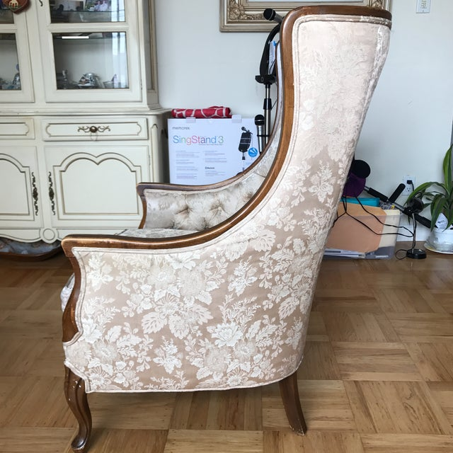 Bernhardt French Provincial Chair - Image 3 of 5