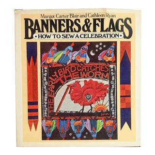 """Banners & Flags: Sew a Celebration"" Book For Sale"