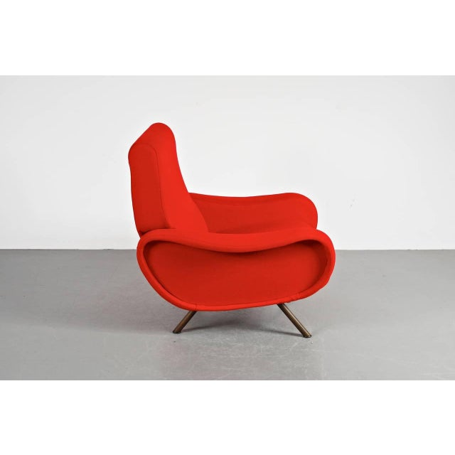 "First Edition ""Lady"" Easy Chair by Marco Zanuso for Arflex, Italy, circa 1950 - Image 4 of 9"