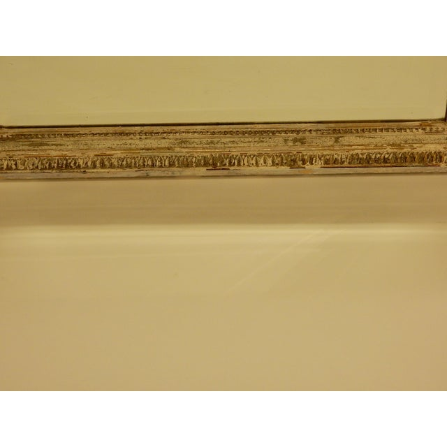 19th C Louis XVI Mirror For Sale In New Orleans - Image 6 of 8