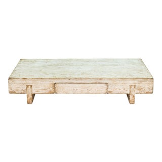 Sarreid Ltd Perth White Coffee Table