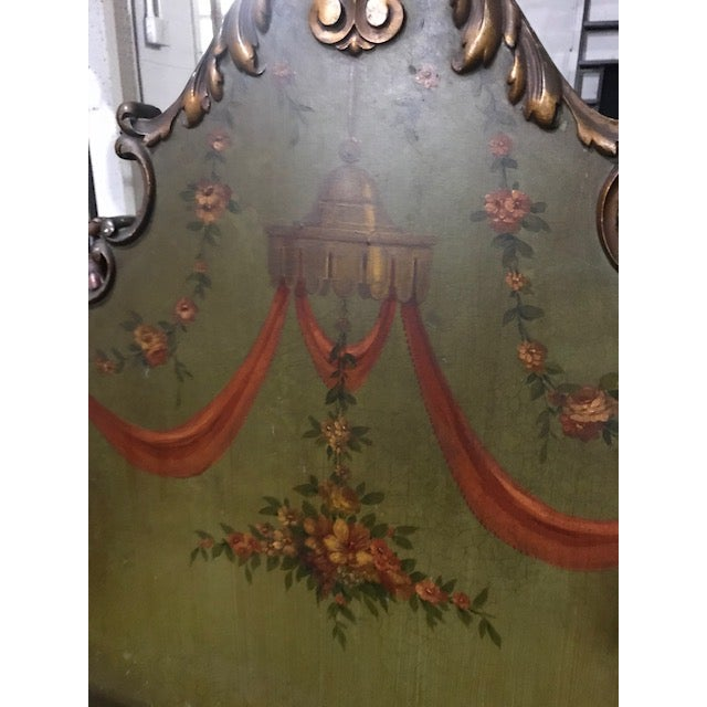19th Century Venetian Style Twin Beds - a Pair For Sale - Image 11 of 13