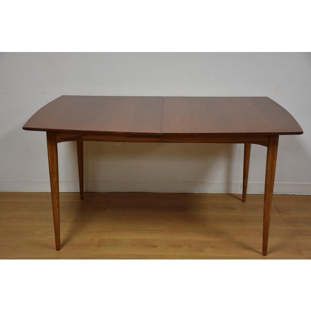 Mid-Century Modern Dining Table - Image 7 of 11