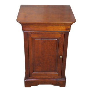 Mid 20th Century Grange Louis Philippe Style Nightstand For Sale