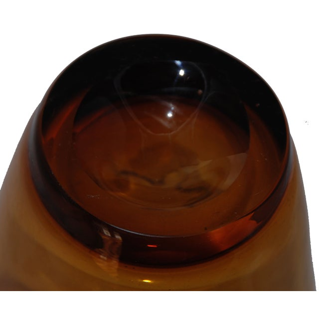 Murano Glass Fazzoletto Handkerchief Vase - Image 2 of 2