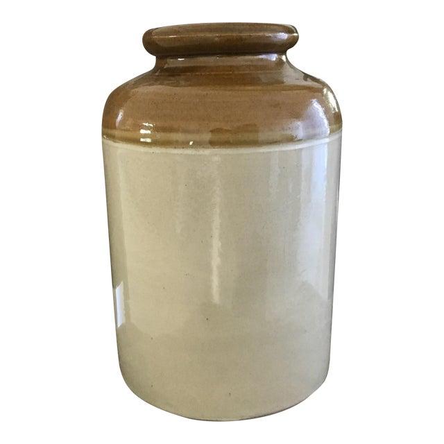 Boho Pottery Umbrella Vase Chairish
