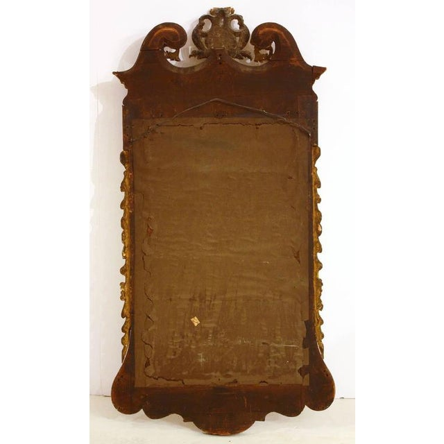 Mid 18th Century George II Pier Glass For Sale - Image 4 of 5