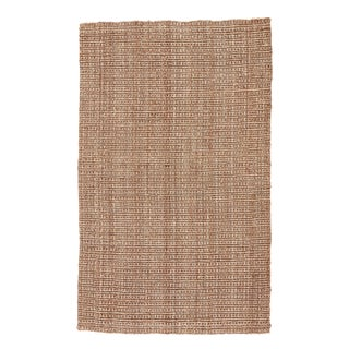 Jaipur Living Achelle Natural Taupe Area Rug - 4′ × 6′ For Sale