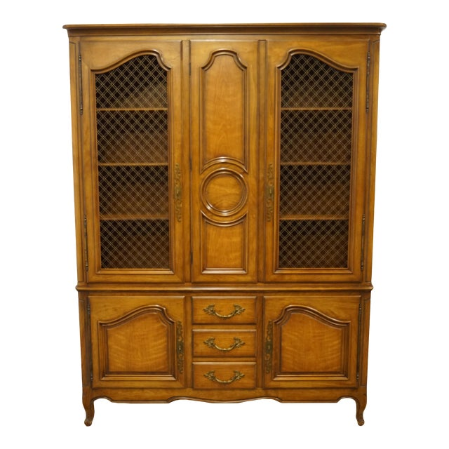 Late 20th Century Henredon Furniture Country French