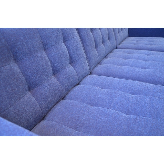 Florence Knoll 3 Seat Sofa - Image 6 of 11