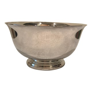 Silvetplate Revere Bowl