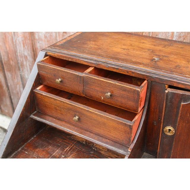 18th Century Swedish Secretary Desk For Sale In Los Angeles - Image 6 of 11