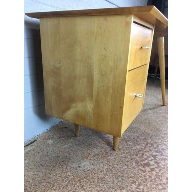 Paul McCobb Planner Series Desk For Sale - Image 5 of 9