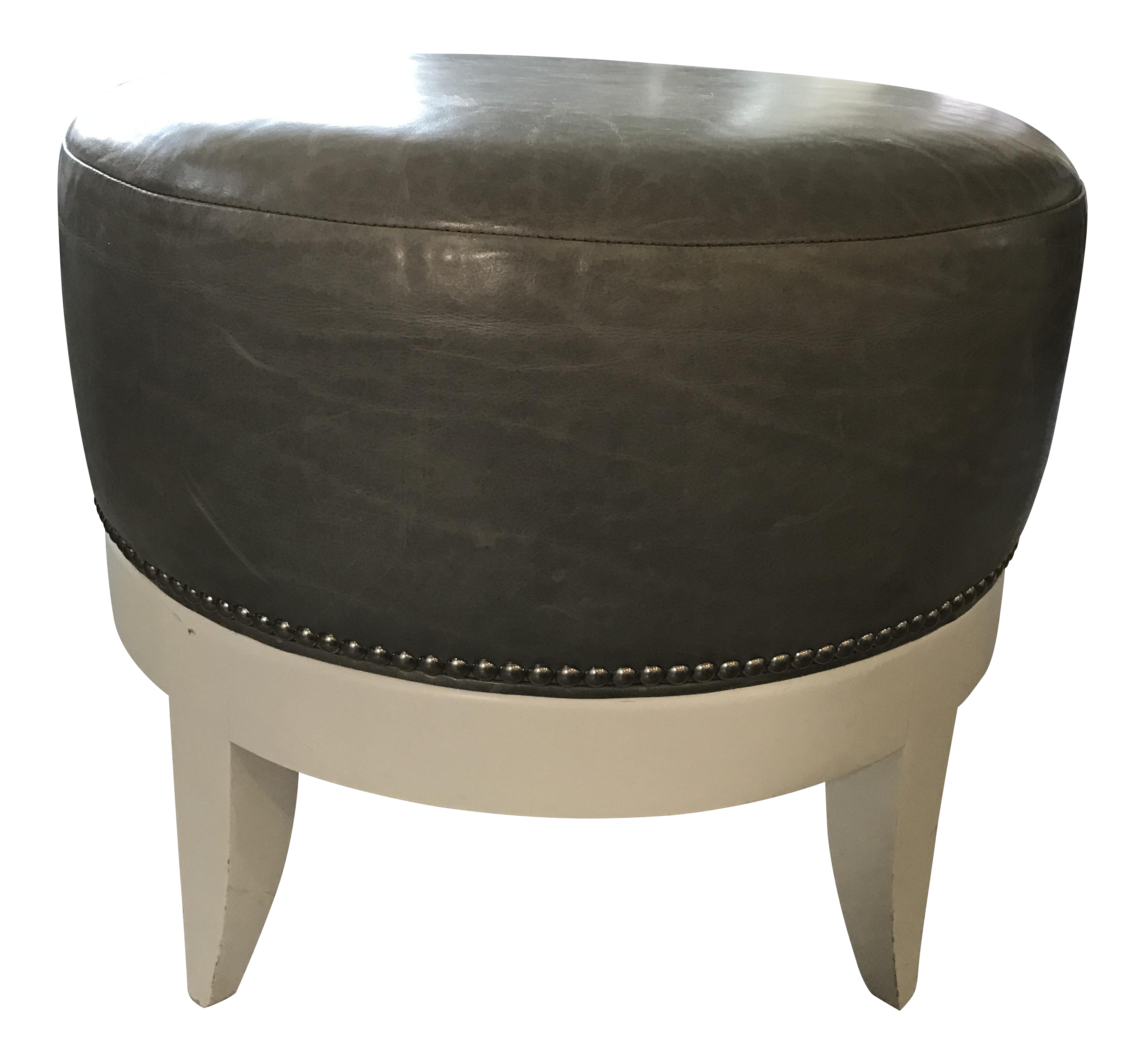 Superbe Hickory Chair Suzanne Kasler Auburn Small Stool