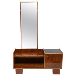 Art Deco Floor Mirror For Sale