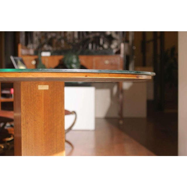 Fine Art Deco Coffee Table by Jules Leleu For Sale - Image 5 of 7