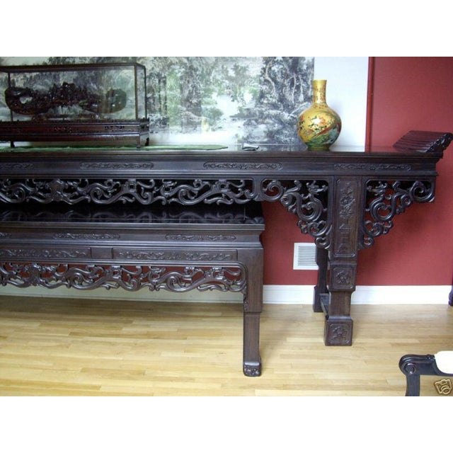 Chinese Altar Table - Image 3 of 8