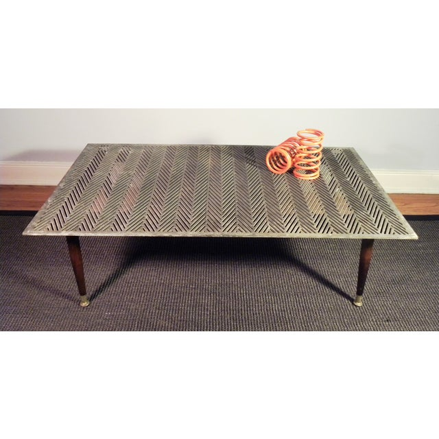 Industrial Up Cycle Coffee Table - Image 6 of 9