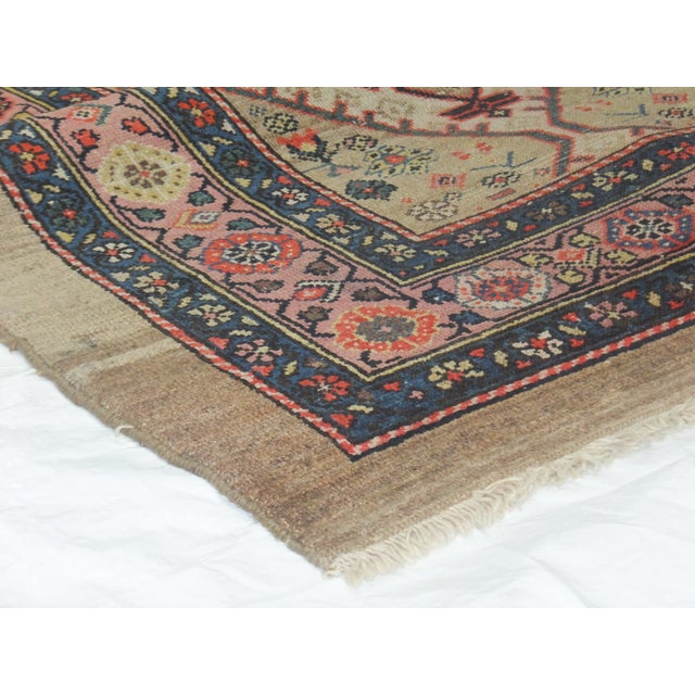 Leon Banilivi Antique Bakhshaish - 3′3″ × 14′2″ For Sale - Image 5 of 5